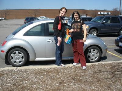 2009 04 24-25 Jen's Trip Bradley Girls Weekend