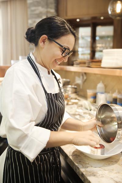 July 28, 2016 - Chef Rachel [FULL GALLERY]