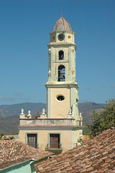 Trinidad view - Leslie Rowley