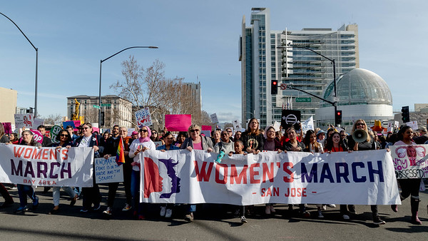 Photos of the March
