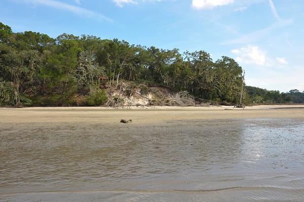 Terrapin Point - Cumberland Island Documented 09-28-11