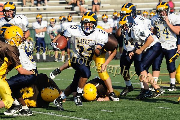 2012 Clarkston Freshman Football