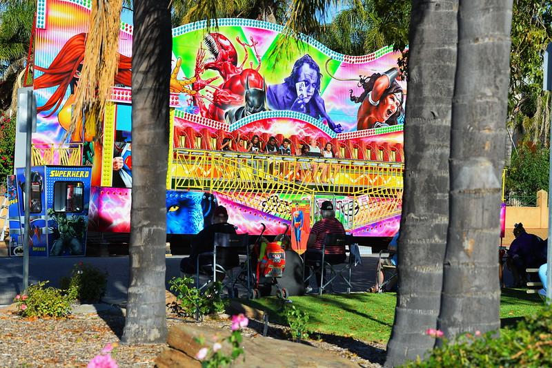 Barmera Xmas Pageant 2014