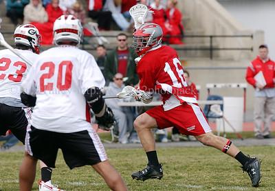 Geneva vs Canandaigua Academy - Lacrosse