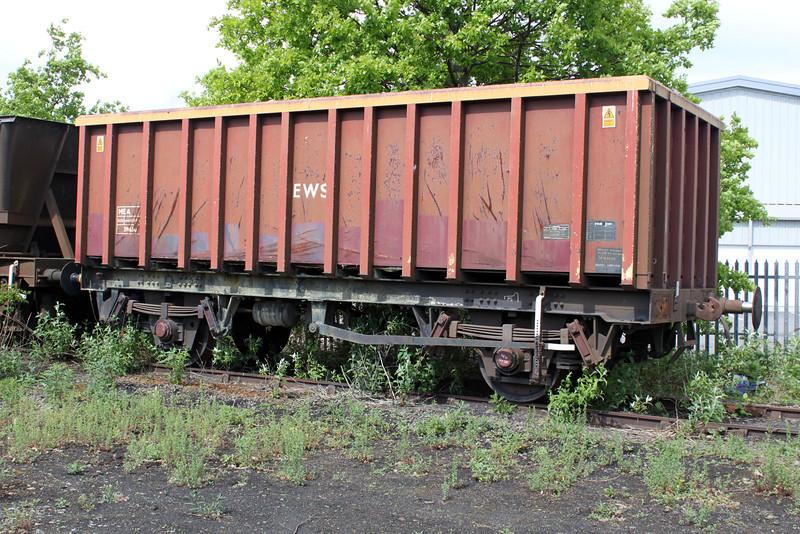 MEA 391630 Worksop Yard, 08/05/11.