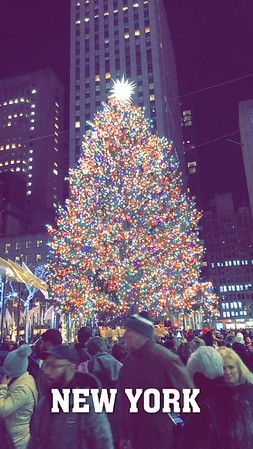 Holidays in New York