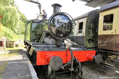 Forest Of Dean Steam Railway - Set 20