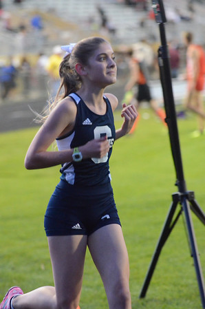 Girls' 3200 - 2014 Macomb Daily Meet of Champions