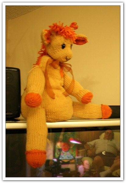 The Giraffe....