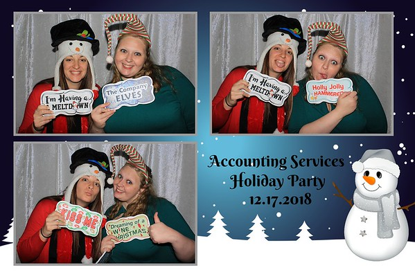 Accounting Services Holiday Party