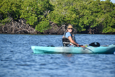9AM Mangrove Tunnel Kayak Tour - Paolini, Griffin & Hagerson