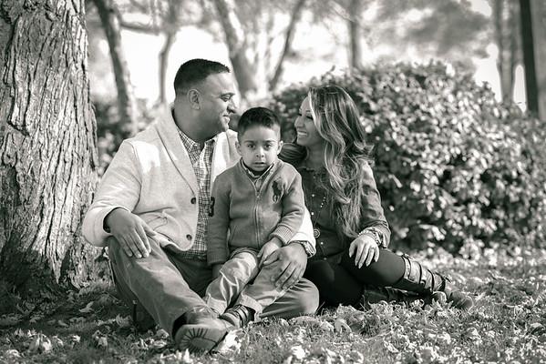 Sharmiza and Family 2014
