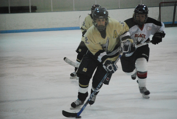 MOHI Girls Hockey 2009