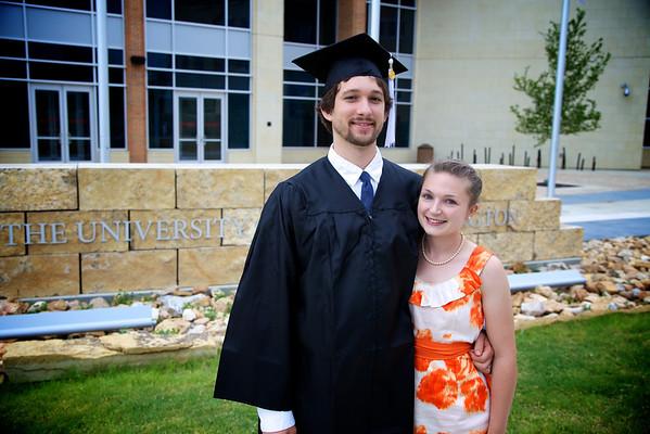 Marshall's Graduation 2012