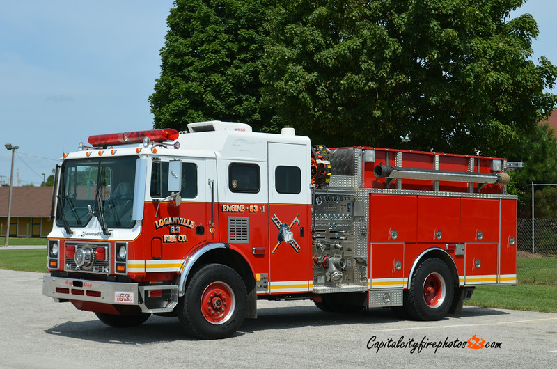 Loganville Engine 63-1: 1996 Mack/4 Guys 1500/1000