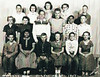 Here's another class photograph -- this one from 1957 -- affording an opportunity for folks to help identify a few of the students.  Click on the photograph to see a larger image; this might help you in identifying some of these kids.  <br /> <br /> Those that we do know include: front row (l-to-r): Tom Dooley, (Unknown) Jiminez, Lonnie Douthit, Delores Buckley, Rodney Ingwerson, and Marie Dooley. Middle row:  Mrs. Josephine Johnson (teacher), Mary Cotrell, John Schleicher, Harlan Marlin, (Unknown) Jiminez, and Neil Daniels.  Back row:  Bob Connell, Karen Galey, (Unknown), Ruth Olson, David Schleicher.