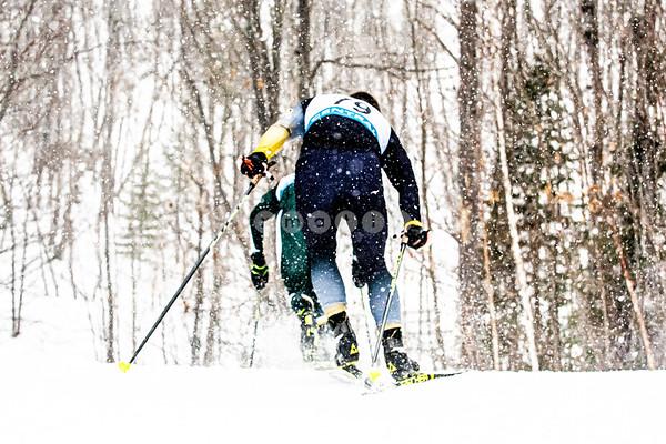 021 - NCAA Nordic Regionals - Men - Day 2 - 20k Skate