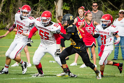 Village School Football 9-10-2015