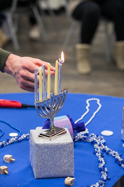 12.17.17 Survivor Hanukkah Party