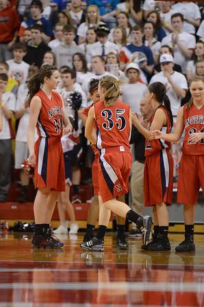 Varsity Girls Basketball vs Seward-State