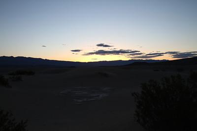 Day 2 Mon Mar 4: 01 Mesquite Dunes