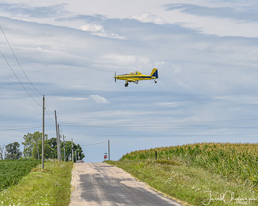 Dance with a Cropduster!
