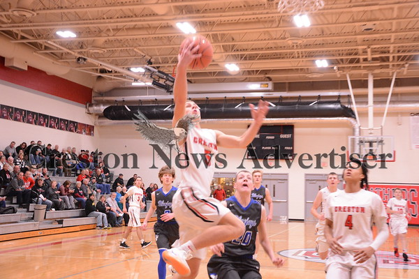 12-4 Creston Boys Basketball