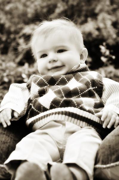 Adam 5 month