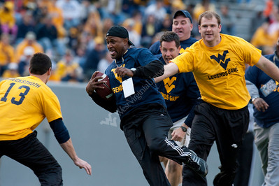 27584 WVU Football Gold Blue Game May 2011