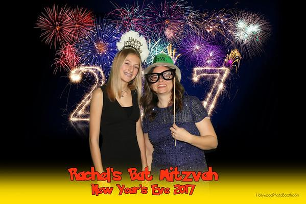 Rachel's Bat Mitzvah - 12/31/2016