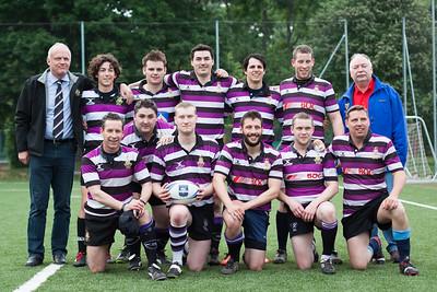 Terenure College RFC Irland - Vienna tour 2015/05/15