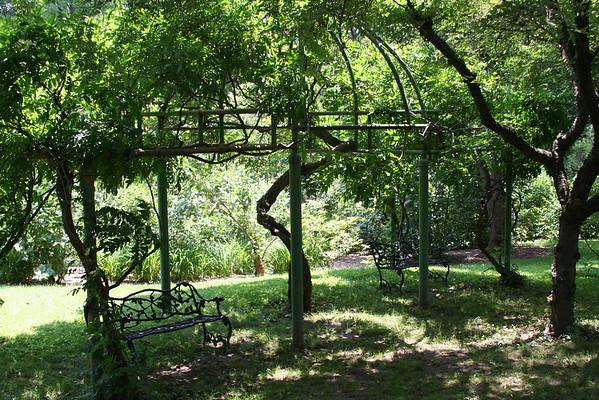 2009 Barnes Foundation Arboretum