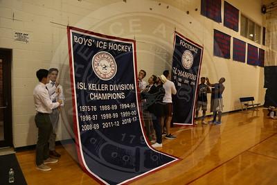 Banner Raising