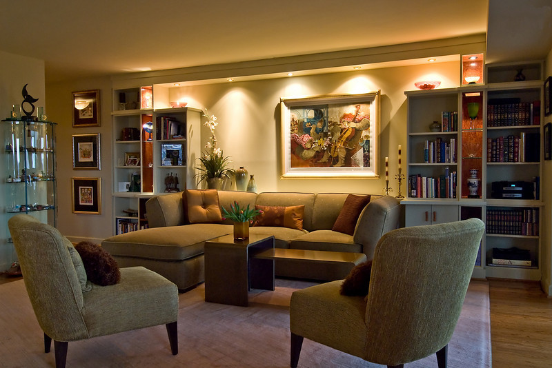 Arlington, VA - Designer: Jean R. Smith, ASID