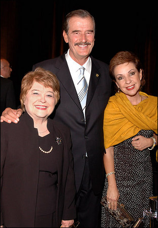 Westin Reception for President Vicente Fox, May 2006