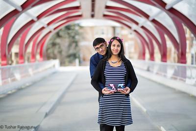 Urvashi's Maternity Photoshoot