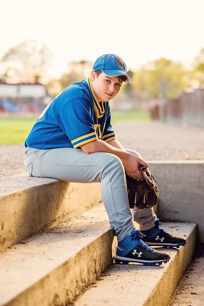 Ben Baseball 2019