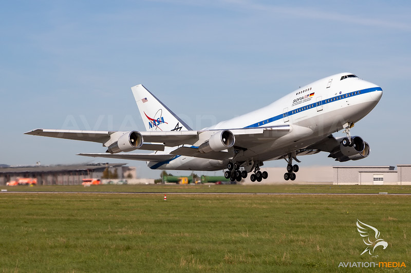 United States - National Aeronautics and Space Administration (NASA) | Boeing 747SP-21 | N747NA