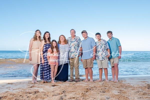 Monica Brown Family