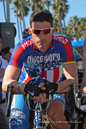 2007 Stage 6 - At The Start In Santa Barbara