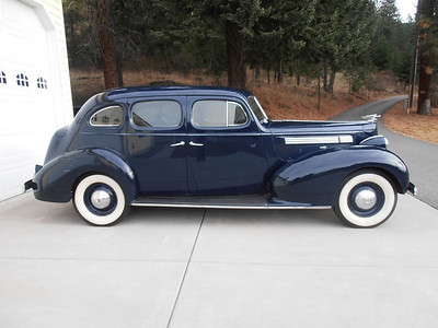 1939 Packard - For Sale