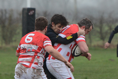 Atherstone 2nd's XV v Claverdon