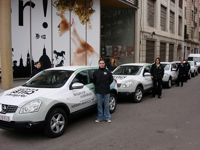 Nokia Nissan Partnership MWC