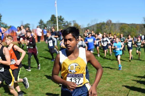 Boys 5 2019 Woods Trail Run 2019-10-05