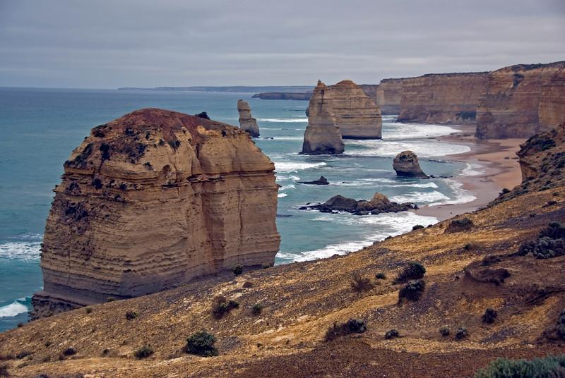Twelve Apostles 10 - Great Ocean Road, Victoria, Australia