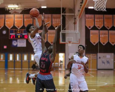 Boys Varsity Basketball vs Brooke Point 12/3/16