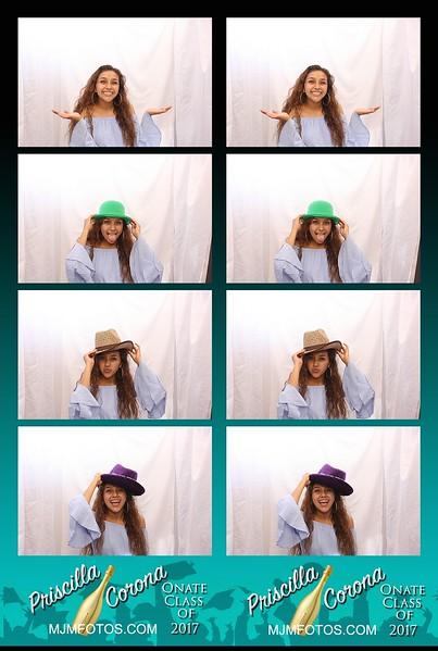 Priscilla Corona Graduation Party 2017
