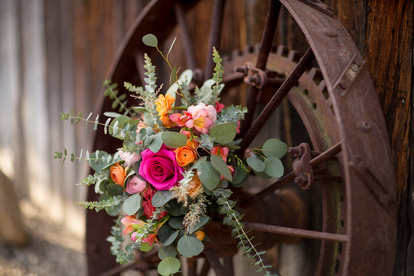 Barn and Ranch  Weddings