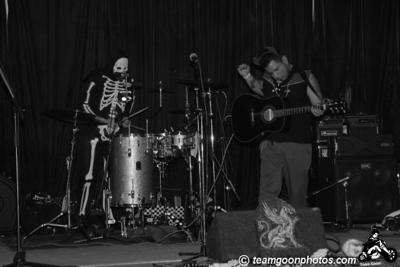45 Grave - at Safari Sam's /  Regent Theater  - Los Angeles, CA - October 24, 2008
