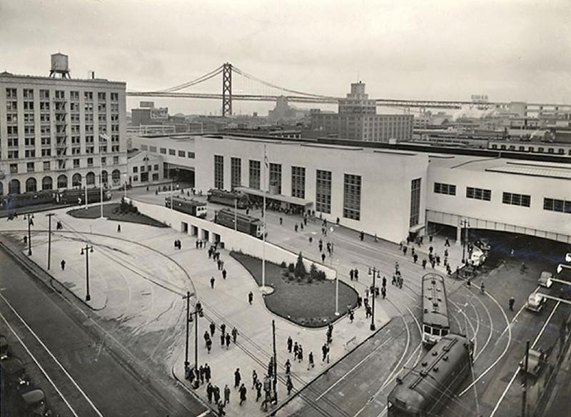 Transbay Terminal 1939